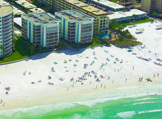 Crescent Arms Condos Siesta Key